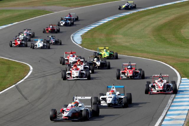 Credit: BRDC Formula 4