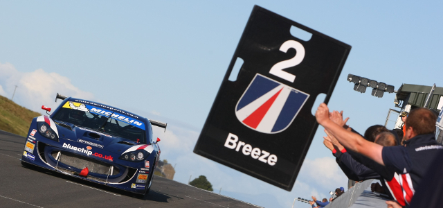 Breeze's Knockhill Wins Make It 21 Supercup Victories In Total - Credit: Jakob Ebrey Photography
