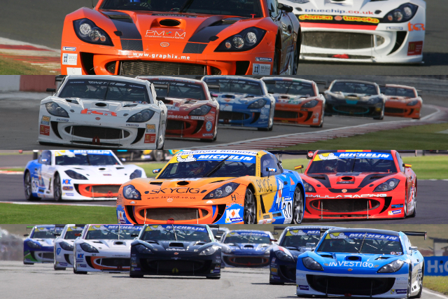 Ginetta Supercup - Credit: Jakob Ebrey Photography
