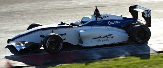 Newey Has Been Amongst The Drivers Clocking Up The Miles In Pre-Event Testing - Credit: ASautosport Photography
