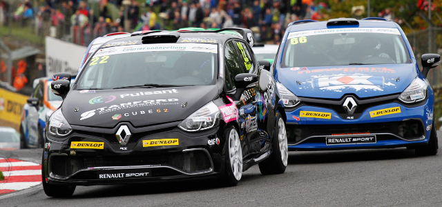 Rivett's Brands Victory Was His 43rd Win In His Distinguished Clio Cup Career - Credit: Jakob Ebrey Photography