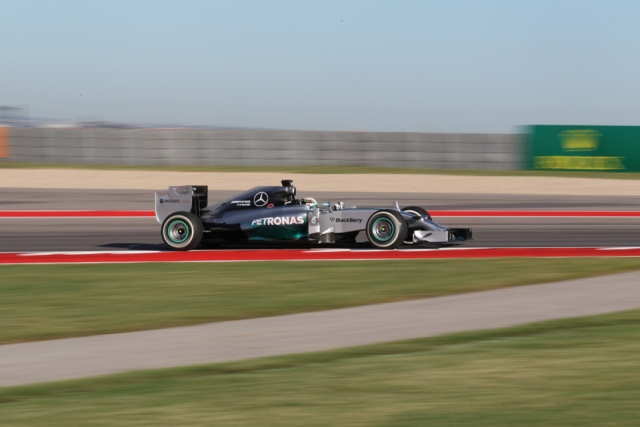 Lewis Hamilton - Photo Credit: Octane Photographic Ltd