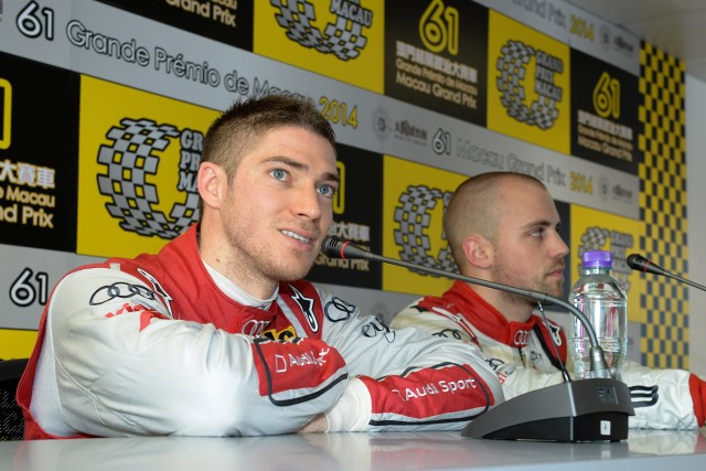 Edoardo Mortara and Laurens Vanthoor - Photo Credit: GCS
