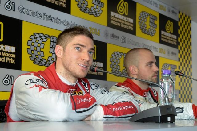 Edoardo Mortara and Laurens Vanthoor - Photo Credit: GCS