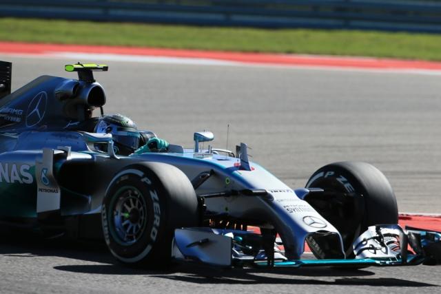 Nico Rosberg - Photo Credit: Octane Photographic Ltd