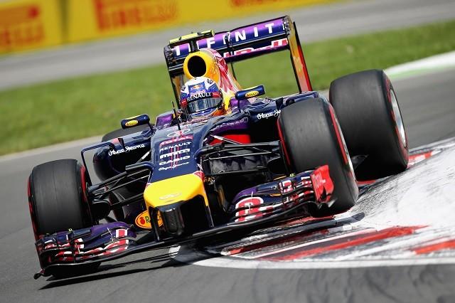 Daniel Ricciardo took his maiden F1 win in Canada (Credit: Mathias Kniepeiss/Getty Images)