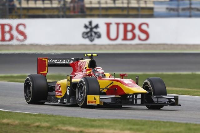 Coletti won the season ending race in Abu Dhabi (Credit: Sam Bloxham/GP2 Series Media Service)