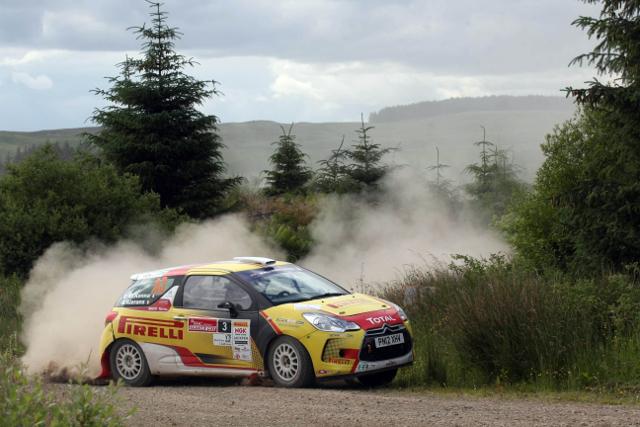 2014 British Rally Championship Season Review British