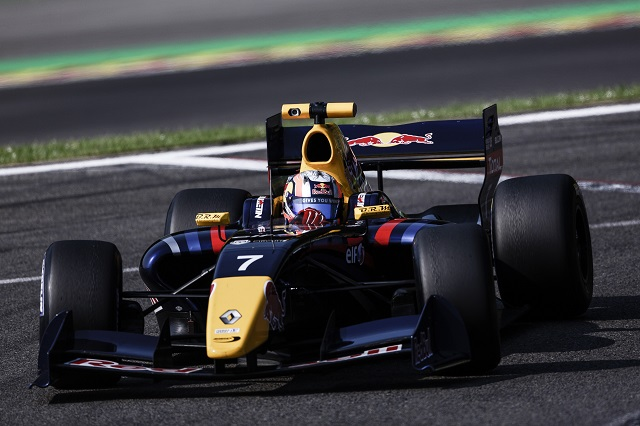 Pierre Gasly finished second in the championship despite not winning a race (Credit: Antonin Grenier / DPPI)