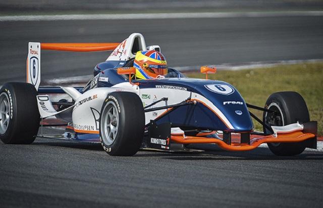 Felix Hirsiger was a double race winner (Credit: FFSA Auto Sport Academy)