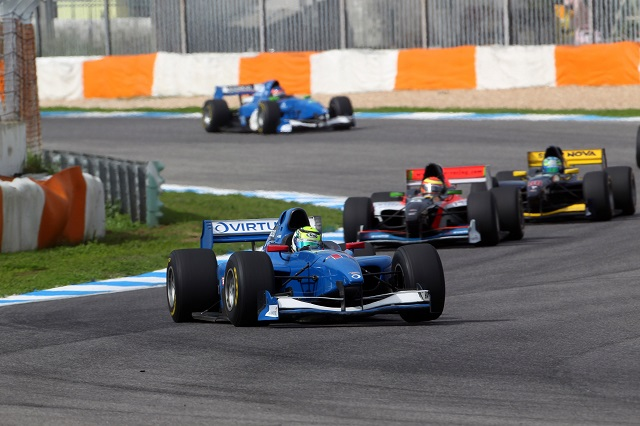 Tamas Pal Kiss switched from Zele Racing to Virtuosi UK mid-season (Credit: Auto GP Organization S.r.l)