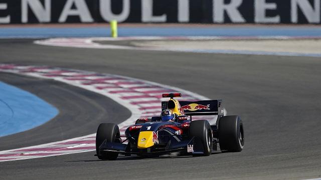 Carlos Sainz Jr took a series best seven wins in 2014 (Credit: François Flamand / DPPI)