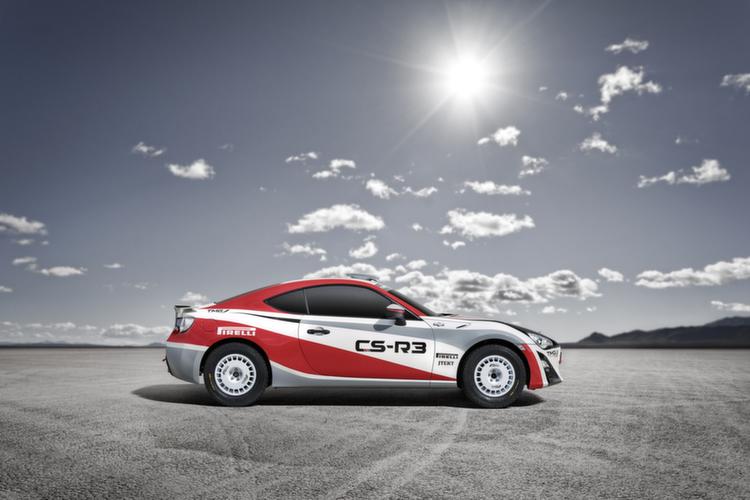 Toyota GT86 CS-R3 nears completion