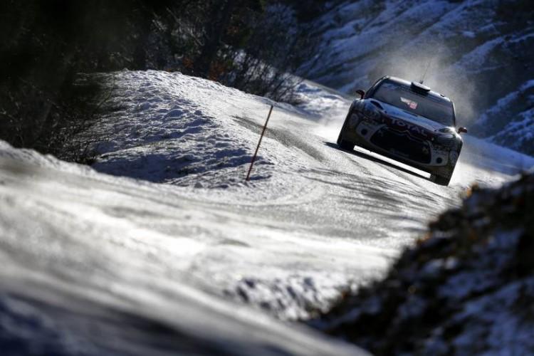 Photo: Citroen Racing