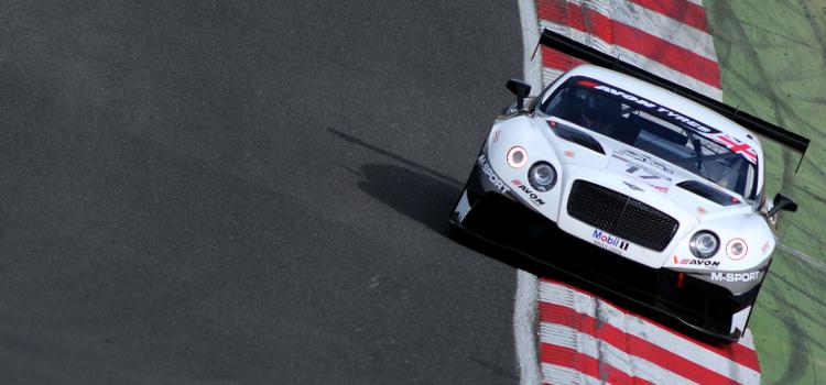 Bentley ........... - Credit: BritishGT.com