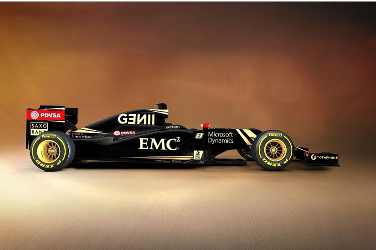 Lotus hope the E23 Hybrid will be more competitive than its predecessor the E22 (Credit: Lotus F1 Team)