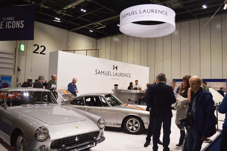 Gallery: 2015 London Classic Car Show