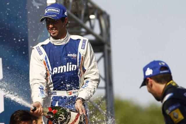 Antonio Felix da Costa has become the latest driver to win a race.