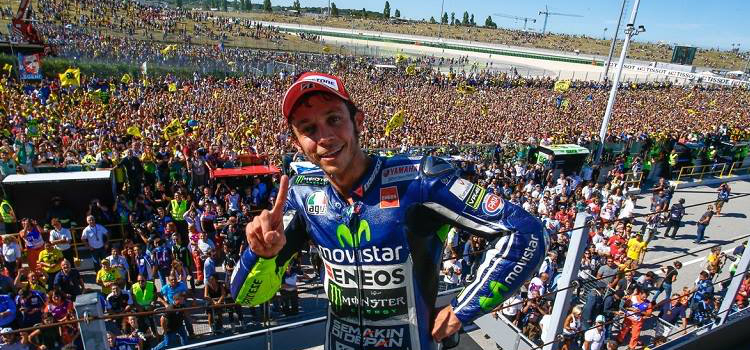 Rossi - Credit: MotoGP.com