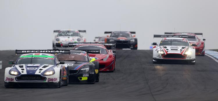 British GT - Credit: BritishGT.com