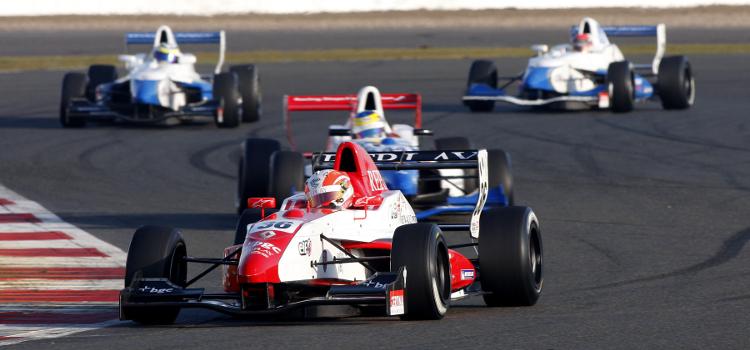 Current GP3 champion Alex Lynn was the last Formula Renault UK champion - Credit: Jakob Ebrey Photography