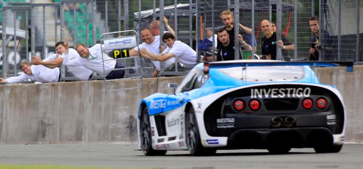 HHC Motorsport Had Plenty Of Wins To Celebrate Through 2014 - Credit: Jakob Ebrey Photography