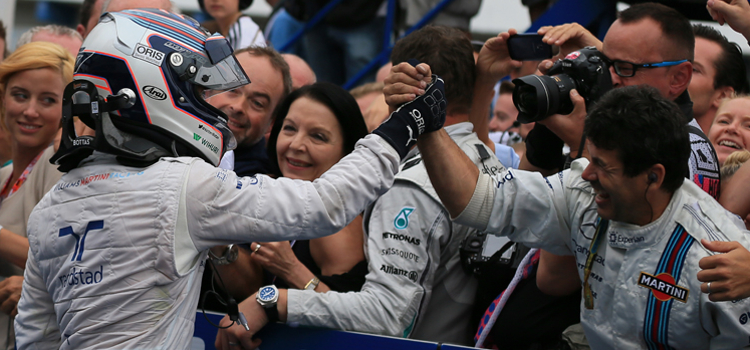 Williams Martini Racing Led Valtteri Bottas To Fourth In The F1 Standings - Credit: Octane Photographic