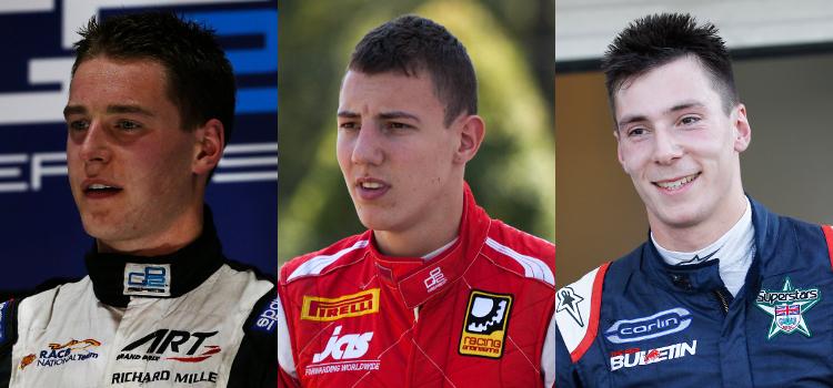 Vandoorne, Marciello And Lynn Are Set To Star In GP2 2015 - Credits: Zak Mauger & Sam Bloxham