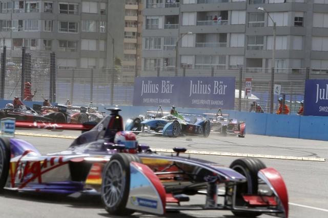 Formula E has had full grids in each round. Credit: FIA Formula E