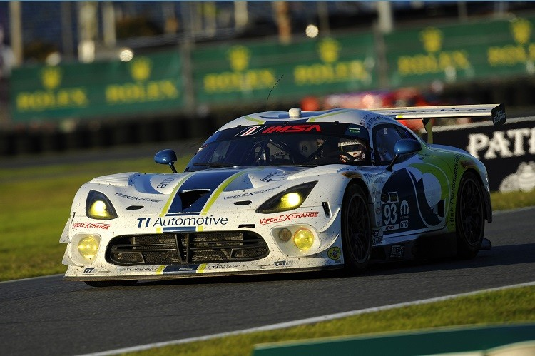 The #93 Riley Motorsports machine won the GTD class (Credit: F. Peirce Williams/LAT Photo USA)