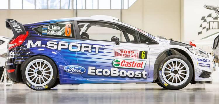Rallye m sport