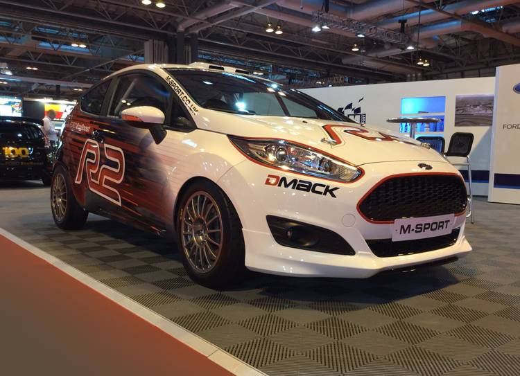M Sport Unveil Latest Evolution Of The Ford Fiesta R2 The Checkered Flag