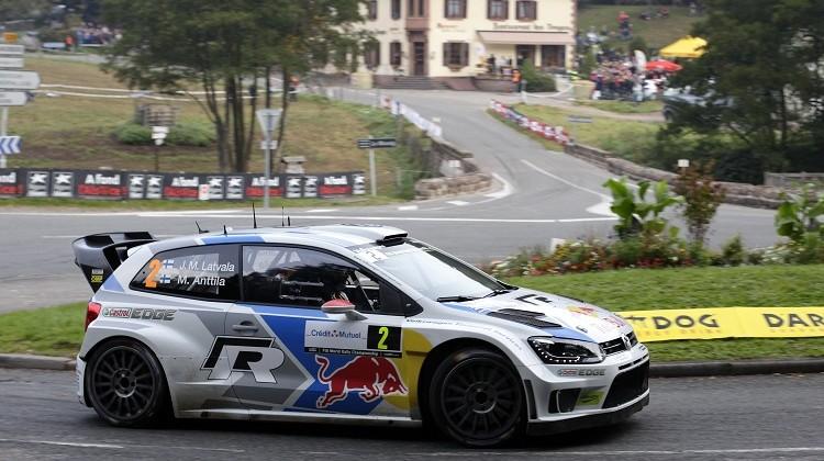 Rally France 2014