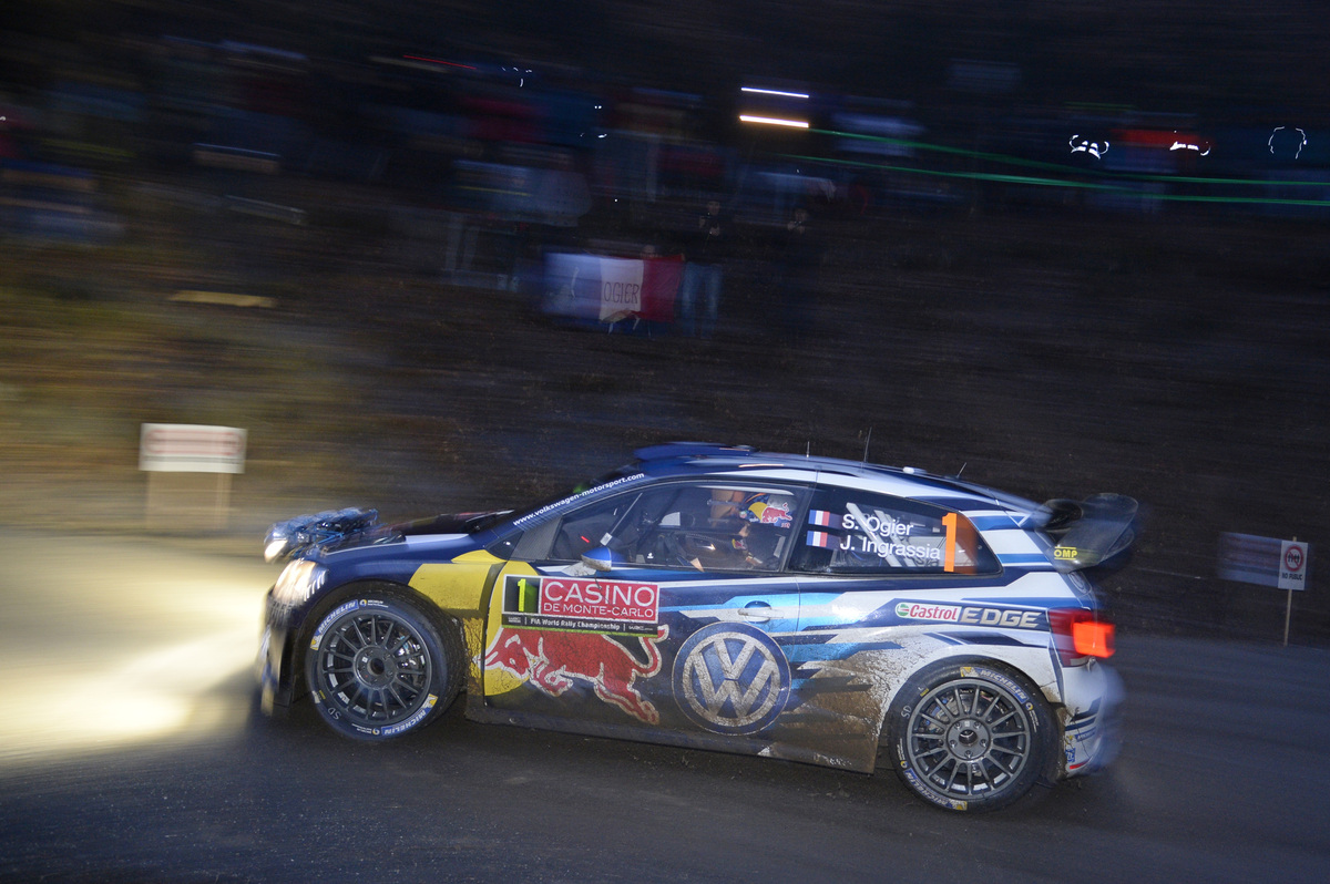 "Volkwagen ""Highly motivated"" following Monte-Carlo shakedown"