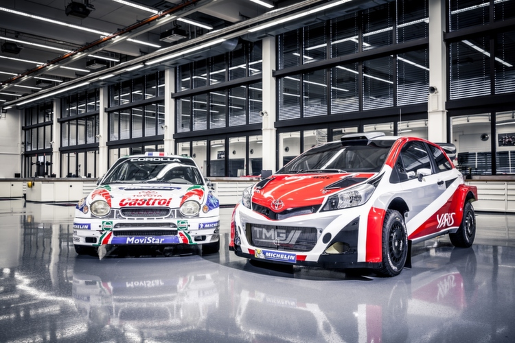 Toyota confirm manufacturer entry for 2017 World Rally Championship