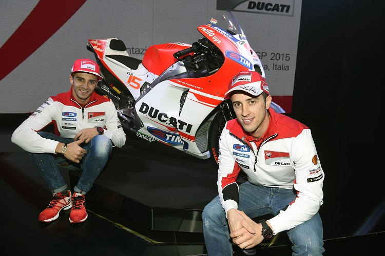Photo Credit: Ducati