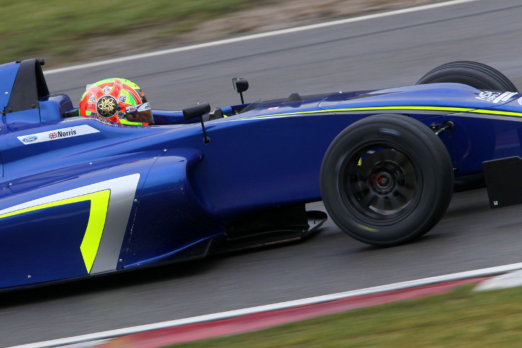 Collard And Norris Top Brands Hatch MSA Formula Test