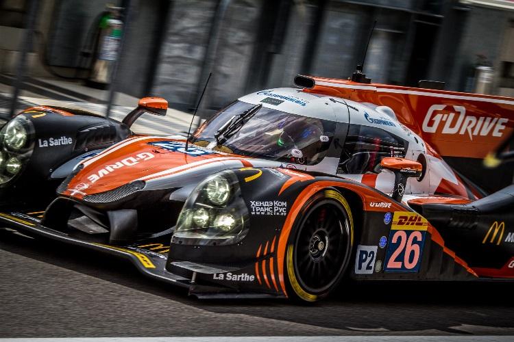 G-Drive Ligier