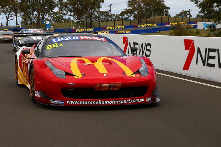 Maranello Motorsport (Credit: Race Torque Media)