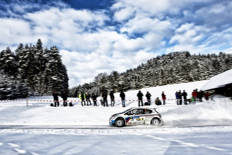 Craig Breen & Scott Martin  in action - Photo Gregory Lenormand / DPPI
