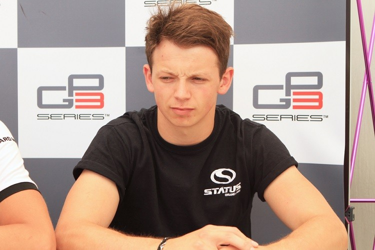 GP3 race winner Nick Yelloly has switched to Sports Cars for 2015 (Credit: Octane Photographic Ltd)