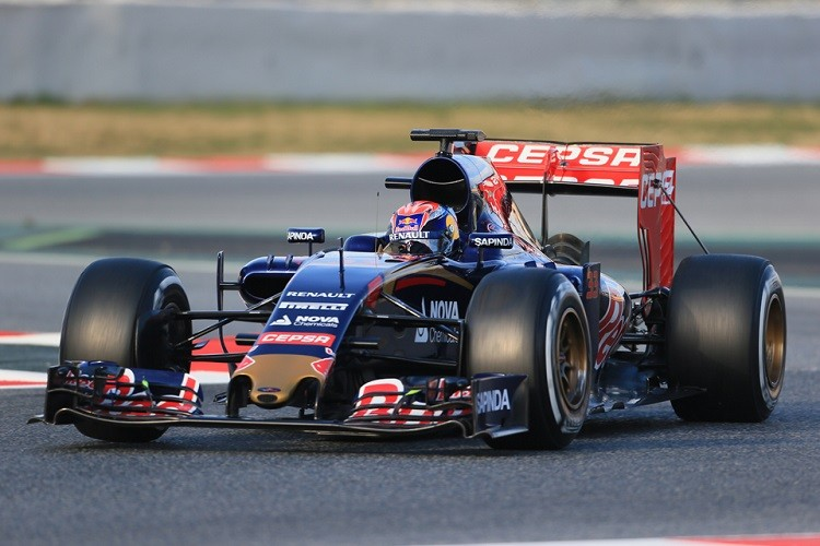 Max Verstappen will become the youngest F1 driver in history this season (Credit: Octane Photographic Ltd)
