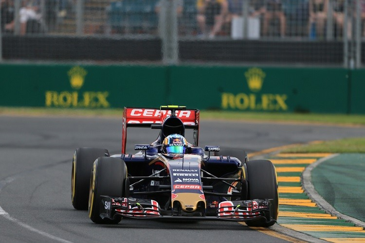 Carlos Sainz Jr finished inside the top ten in every session in Australia (Credit: Octane Photographic Ltd)