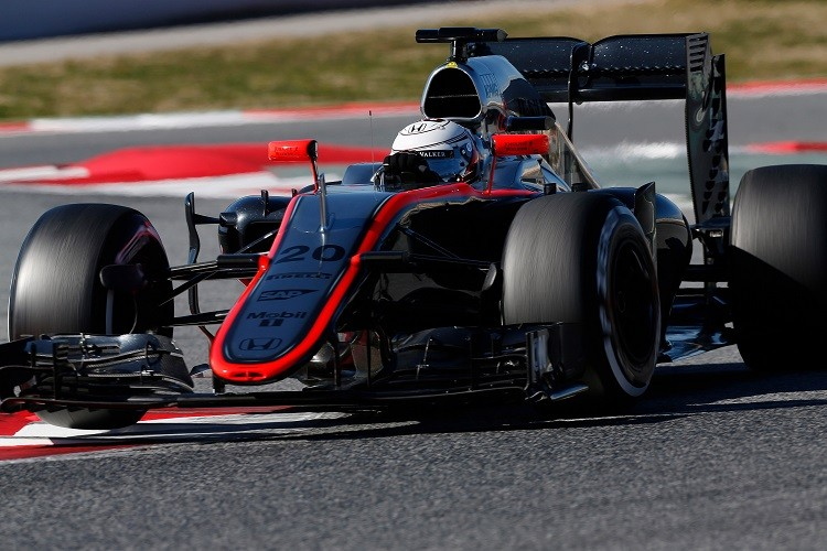 McLaren will be firmly on the back foot after a pre-season full of mechanical woes (Credit: McLaren Media Centre)