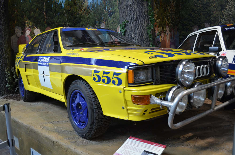 Beaulieu Motor Museum Unveil New Motorsport Gallery