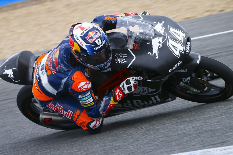 A first victory will be first on Oliveira's list of priorities (Photo Credit: MotoGP.com)