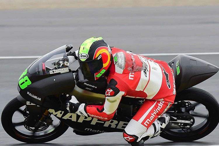 Aspar may have discovered another Spanish gem in Jorge Martin (Photo Credit: MotoGP.com)