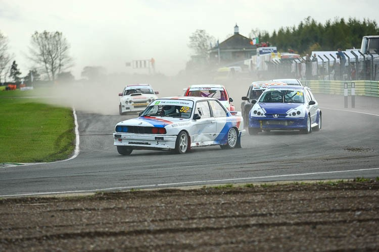 There will be action aplenty during British Rallycross 2015! (Credit: British Rallycross)