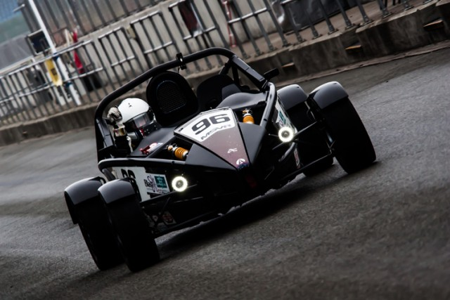 Nick Holden's Ariel Atom makes the move from Britcar Trophy to the Endurance Championship. (Credit: Nick Smith/The Image Team)
