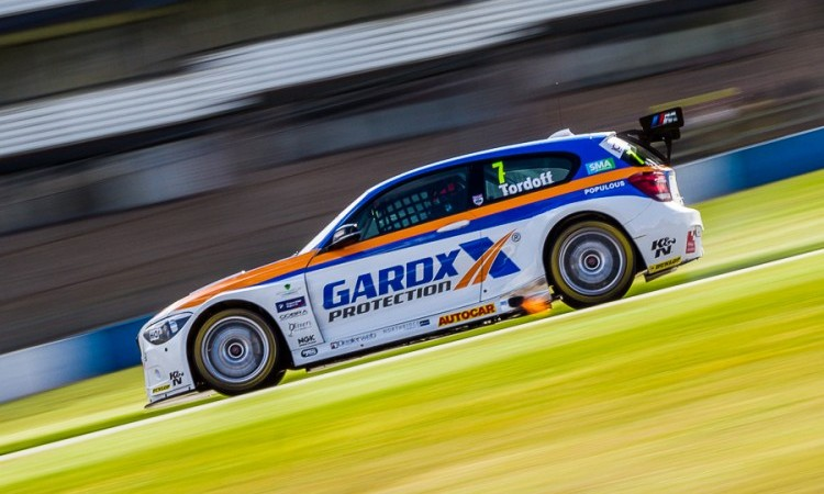 Sam Tordoff Confident With Bmw S Race Pace